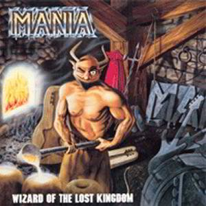 Mania - Wizard of the Lost Kingdom cover art