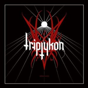Triptykon - Breathing cover art
