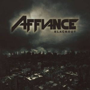 Affiance - Blackout cover art