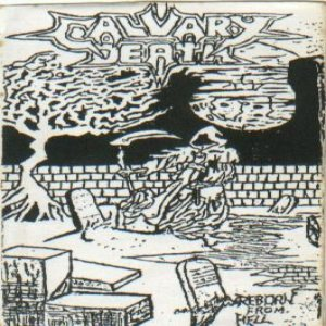 Calvary Death - Reborn from Hell cover art