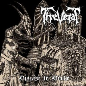 Thevetat - Disease to Divide cover art