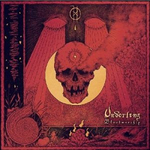 Underling - Bloodworship cover art
