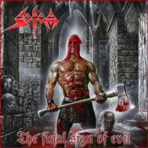 Sodom - The Final Sign of Evil cover art