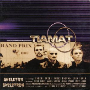 Tiamat - Skeleton Skeletron cover art