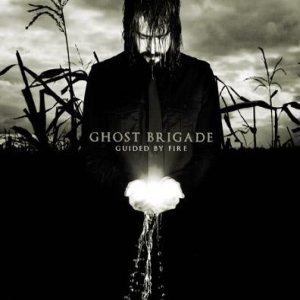 Ghost Brigade - Guided By Fire cover art