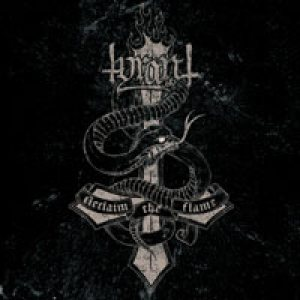 Tyrant - Reclaim the Flame cover art