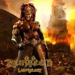 ReinXeed - Lionheart cover art