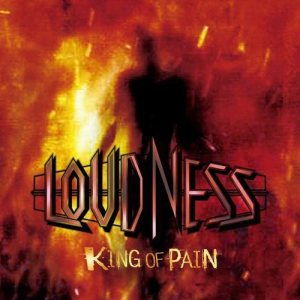 Loudness - King of Pain cover art