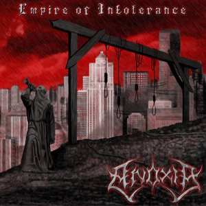 Anoxia - Empire of Intolerance cover art