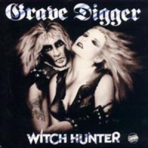Grave Digger - Witch Hunter cover art