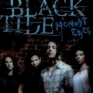 Black Tide - Honest Eyes cover art