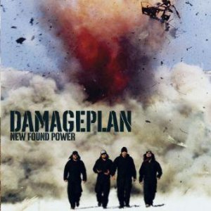 Damageplan - New Found Power cover art