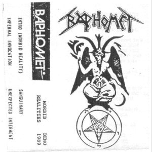 Baphomet - Morbid Realities cover art