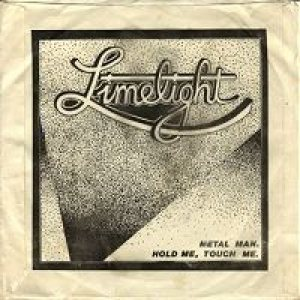 Limelight - Metal Man cover art