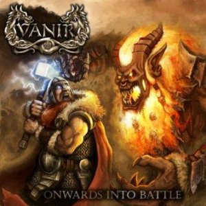 Vanir - Onwards Into Battle cover art