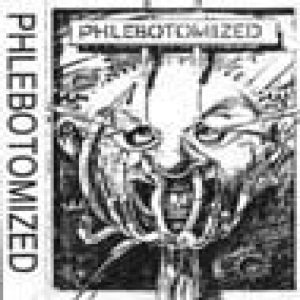 Phlebotomized - Demo-tape cover art