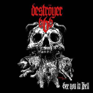 Destroyer 666 - See You in Hell cover art