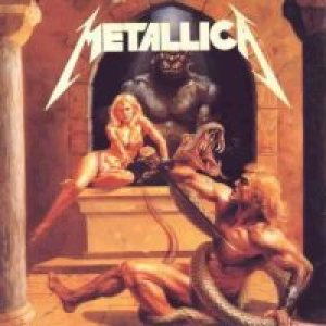 Metallica - Power Metal demo cover art