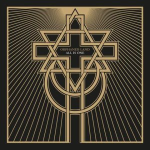 Orphaned Land - All Is One cover art