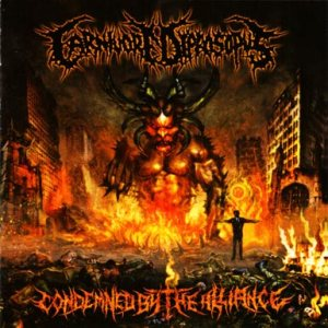 Carnivore Diprosopus - Condemned by the Alliance cover art