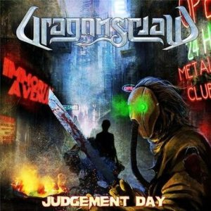 Dragonsclaw - Judgement Day cover art