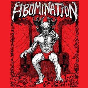 Abomination - Demos cover art