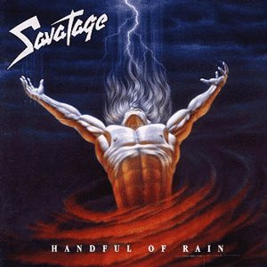 Savatage - Handful of Rain cover art