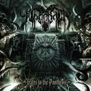 Negator - Gates to the Pantheon cover art