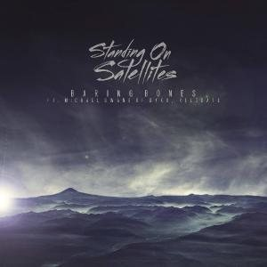 Standing on Satellites - Baring Bones cover art