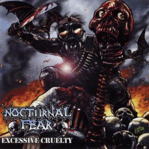 Nocturnal Fear - Excessive Cruelty cover art