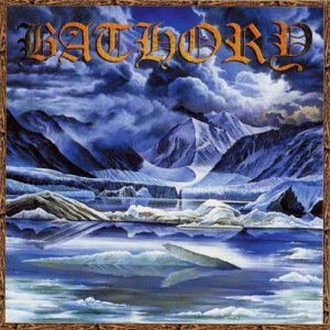 Bathory - Nordland I cover art