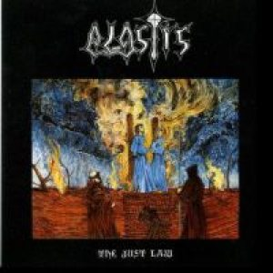 Alastis - The Just Law cover art