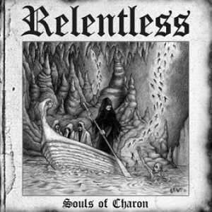 Relentless - Souls of Charon cover art