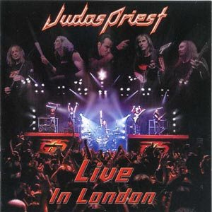 Judas Priest - Live in London cover art