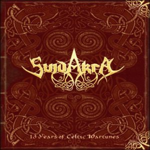 Suidakra - 13 Years of Celtic Wartunes cover art