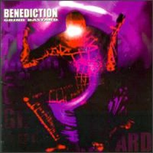Benediction - Grind Bastard cover art