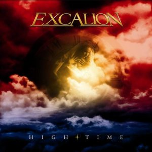 Excalion - High Time cover art