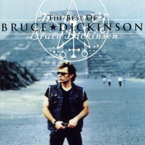 Bruce Dickinson - The Best of Bruce Dickinson cover art