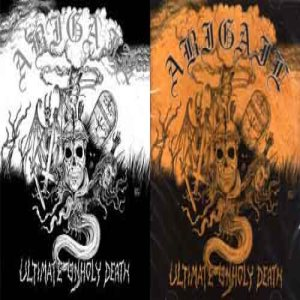 Abigail - Ultimate Unholy Death cover art
