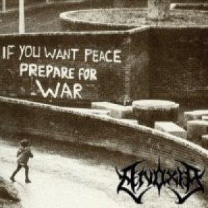 Anoxia - If You Want Peace, Prepare for War cover art