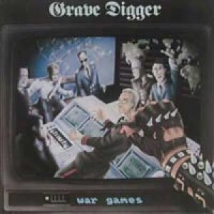 Grave Digger - War Games cover art