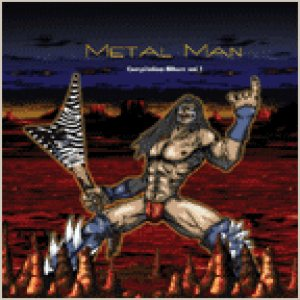 Exodus Of Contemporary - Metal Man