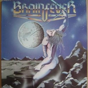 Brainfever - Capture the Night cover art