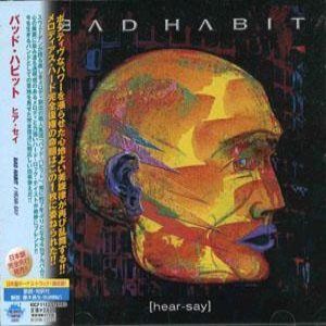 Bad Habit - Hear-Say cover art
