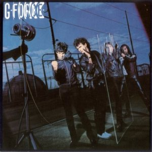 G-Force - G-Force cover art