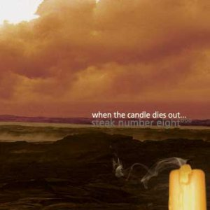 Steak Number Eight - When the Candle Dies Out cover art