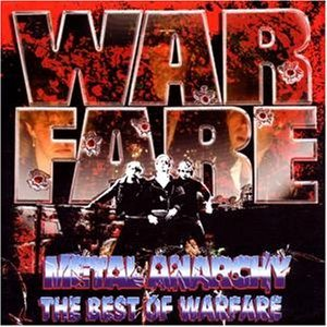 Warfare - Metal Anarchy: the Best of Warfare cover art