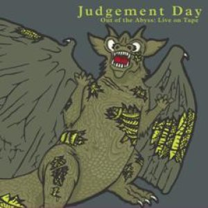 Judgement Day - Out of the Abyss: Live on Tape cover art