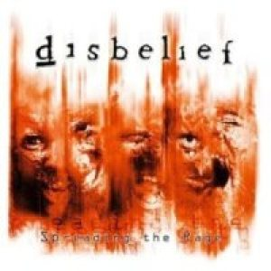 Disbelief - Spreading the Rage cover art