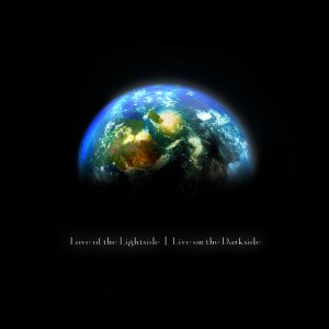 Naturus - Love of the Lightside | Live on the Darkside cover art